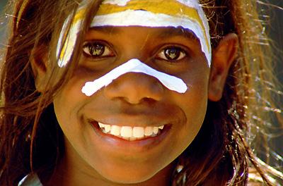word facial hair for Aboriginal