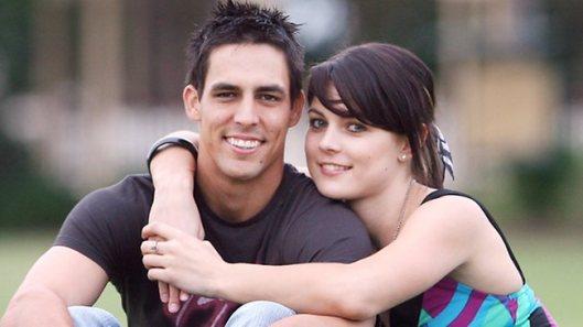 Mitchell Johnson And Jessica Bratich Jessica Bratich-johnson