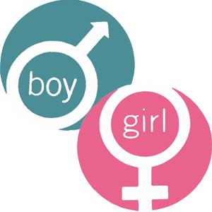 Boy Girl Symbols