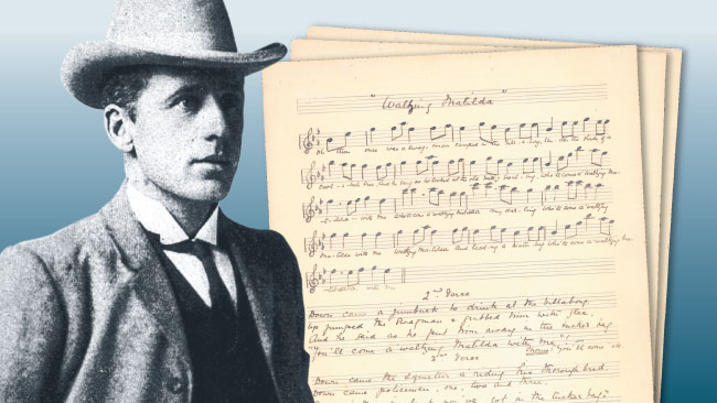 banjo paterson biography essay Banjo paterson, the australian bush poet who penned waltzing matilda,   andrew barton 'banjo' paterson was born in narrambla, nsw,  the  people on australia's bank notes timeline: the life of henry lawson.