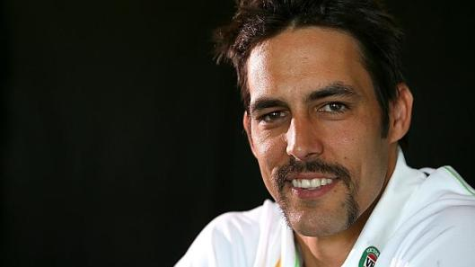 Mitchell Johnson Media Session