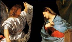 A-Annunciation_Titian-1522