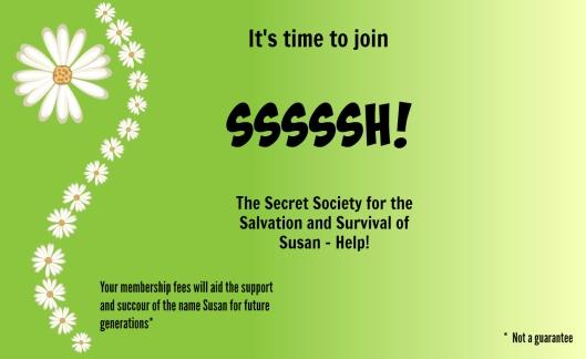 Susan Society