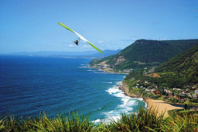 hang-gliding-stanwell-park-view_0 | Waltzing More Than Matilda